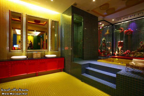 غرب وأروع فندق في العالم بتايوان Hotel_taewan15