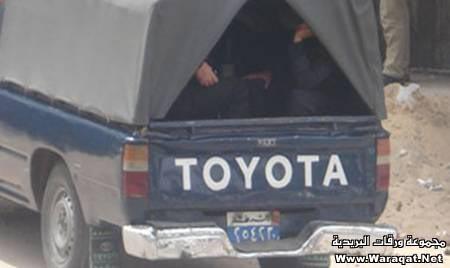 الشرطة المصرية بين الماضى والحاضر  Police-car_21