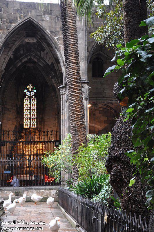 برشلونة الساحرة .. عاصمة إقليم كاتلونيا الإسباني ..!! Catalunya1