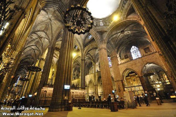 برشلونة الساحرة .. عاصمة إقليم كاتلونيا الإسباني ..!! Catalunya10