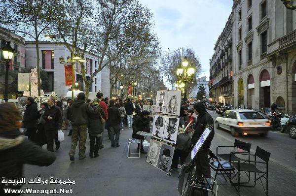 برشلونة الساحرة .. عاصمة إقليم كاتلونيا الإسباني ..!! Catalunya11