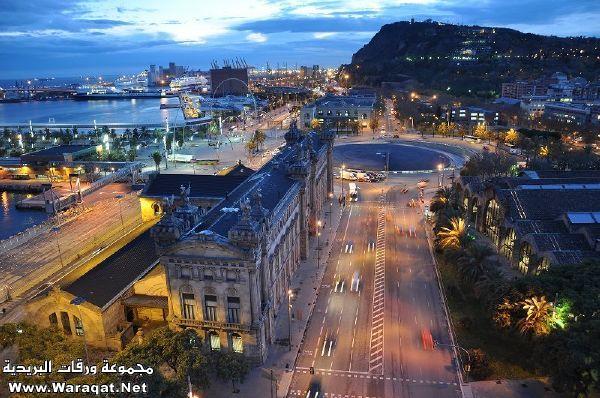 برشلونة الساحرة .. عاصمة إقليم كاتلونيا الإسباني ..!! Catalunya12