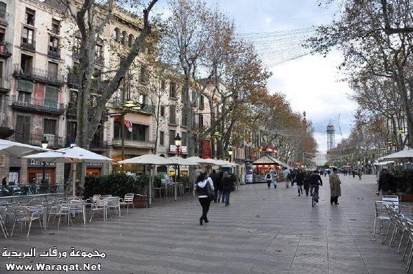 برشلونة الساحرة .. عاصمة إقليم كاتلونيا الإسباني ..!! Catalunya18