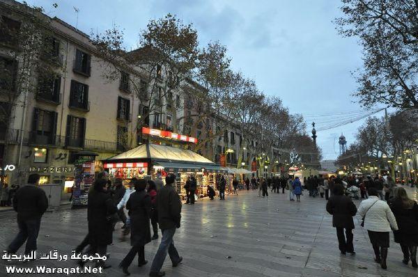 برشلونة الساحرة .. عاصمة إقليم كاتلونيا الإسباني ..!! Catalunya27