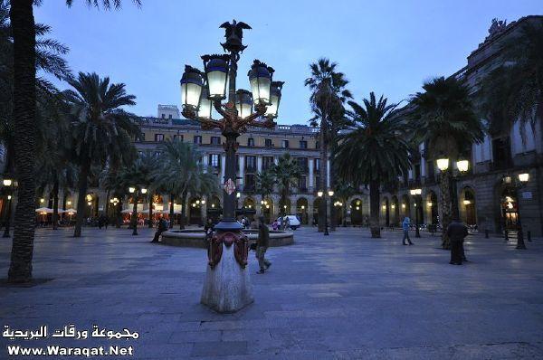 برشلونة الساحرة .. عاصمة إقليم كاتلونيا الإسباني ..!! Catalunya29