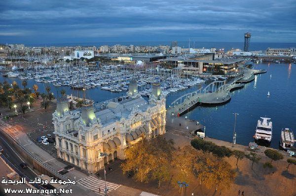 برشلونة الساحرة .. عاصمة إقليم كاتلونيا الإسباني ..!! Catalunya31