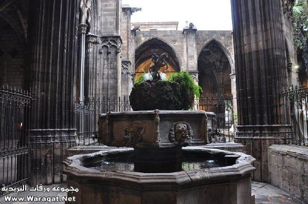 برشلونة الساحرة .. عاصمة إقليم كاتلونيا الإسباني ..!! Catalunya7