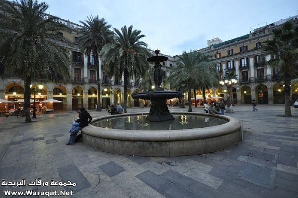 برشلونة الساحرة .. عاصمة إقليم كاتلونيا الإسباني ..!! Catalunya8