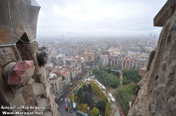 برشلونة الساحرة .. عاصمة إقليم كاتلونيا الإسباني ..!! Catalunya9