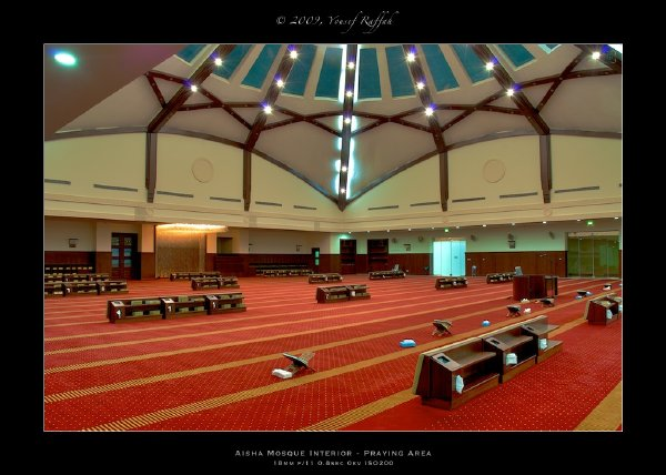 مسجد أم المؤمنين عائشة – بمحافظة جدة – تحفة عمرانية رائعة Masgeed_3aesha1