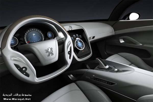 بيجو الجديده خيال Peugeot3