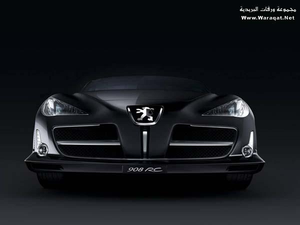 بيجو الجديده خيال Peugeot7
