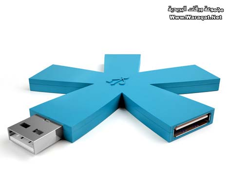 فلاش ميموري مبتكرة ..!! Flash-memory24