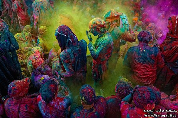 صور عيد الألوان في الهند 3ed-color_1
