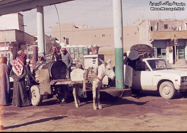 مصور امريكي يزور الرياض في السبعينات الميلادية ويلتقط هذه الصور Reyadh_zmaan1