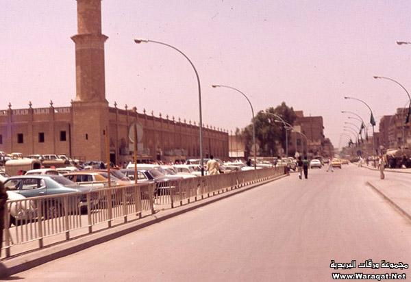 مصور امريكي يزور الرياض في السبعينات الميلادية ويلتقط هذه الصور Reyadh_zmaan34