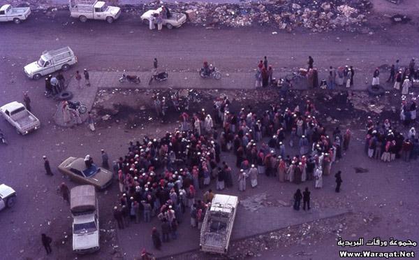مصور امريكي يزور الرياض في السبعينات الميلادية ويلتقط هذه الصور Reyadh_zmaan5