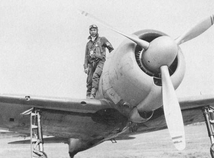 armée de l'air japonaise A6M2-M11-1