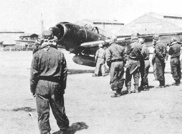 armée de l'air japonaise A6M5-M52-18