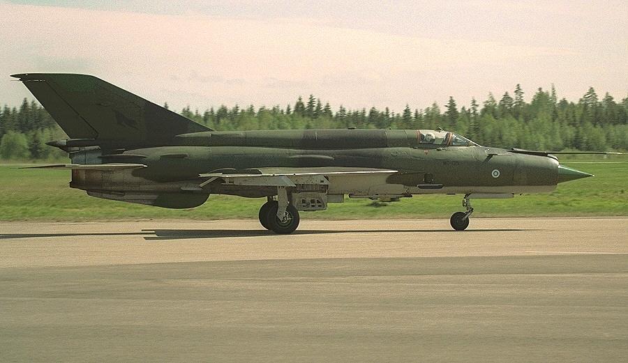 [Aviation] JL-9 FAF-mig21