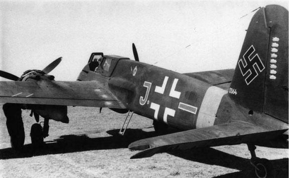 Henschel Hs-129 Hs129-4