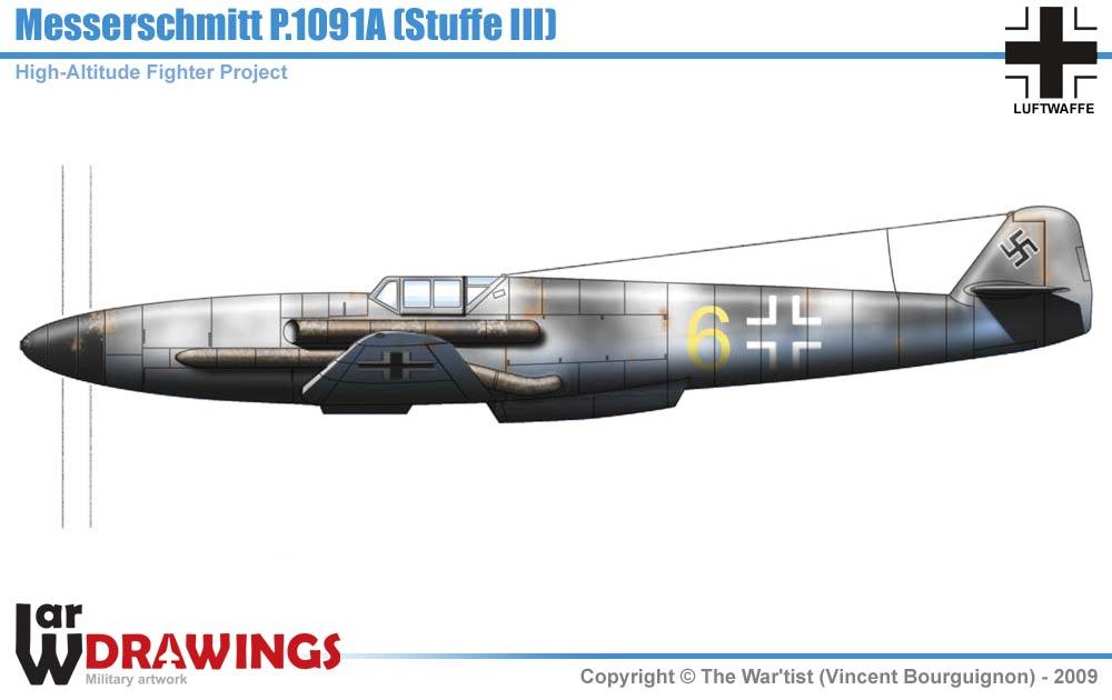 Luftwaffe 46 et autres projets de l'axe à toutes les échelles(Bf 109 G10 erla luft46). - Page 2 Left
