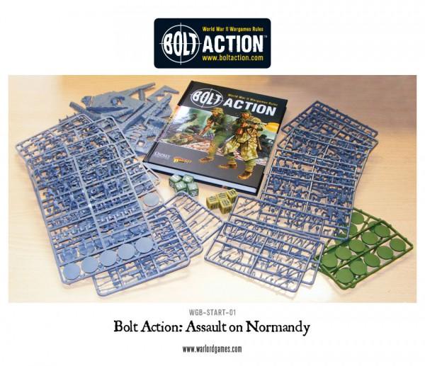 Novedades Bolt Actions WGB-START-01-Assault-on-Normandy-f-600x517