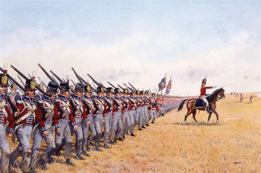 1ª Compañia de Infantería Ligera te busca (Napoleonics Wars) 9781855326040B4_big