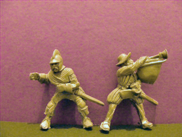 Guerres de Religion (Warlord Games) Gendarme-and-Arquebusier-ensign-600x450