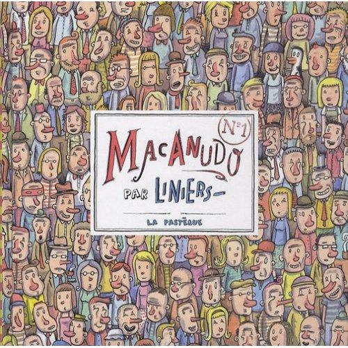 La Bande dessinée Macanudo
