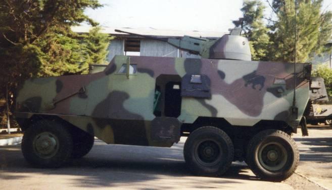 Les forces armées du Guatemala / Military of Guatemala / Ejército de Guatemala DANTOguatemalaMONTES1