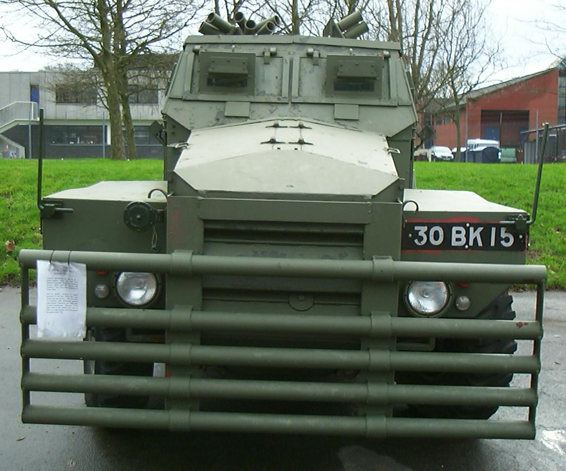 Armoured Command Vehicle HumberPIGpaget2