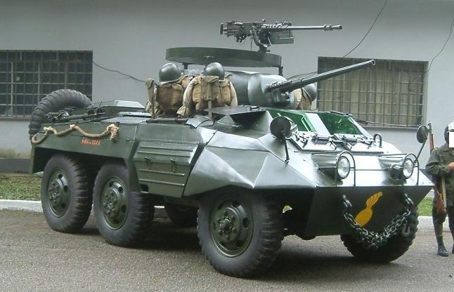 Les forces armées du Guatemala / Military of Guatemala / Ejército de Guatemala M8greyhoundGuatemalaValladares%20%284%29