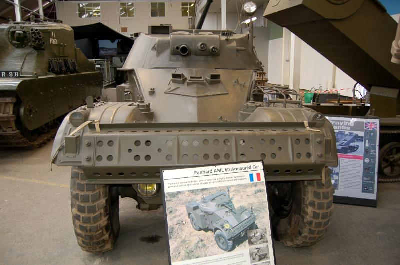 الجيش الموريتاني PanhardAML60BovingtonTROWBRIDGE1