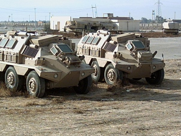 Vehiculo Panhard VCR Ejercito Mexicano PanhardVCRttDEHAVEN1