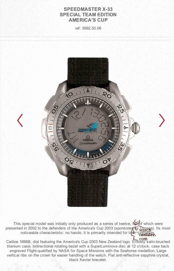 Les montres de l'America's Cup (passé / présent) 2003_2-659x1024