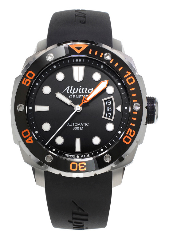conseil avant un achat ! Alpina-Extreme-Diver-300-Automatic-Orange-Watch