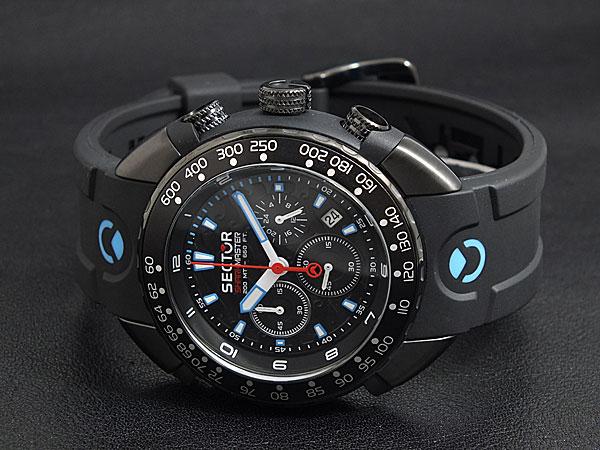 Sector Sector-marine-shark-master-chronograph-r3271678125-watch-3
