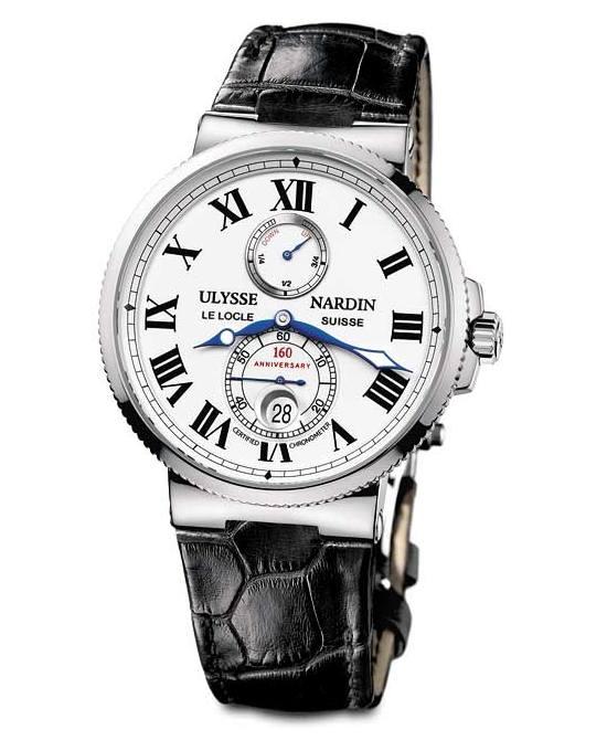 Vuestro favorito del día Ulysse-nardin-anniversary-marine-chronometer-watch