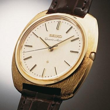 Los 7 Seikos Esenciales según Watchuseek Seiko-quartz-astron-watch