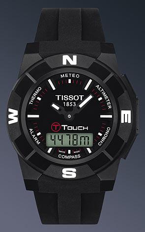 LA montre Outdoor selon vous ? Tissot-t-touch-trekking-black