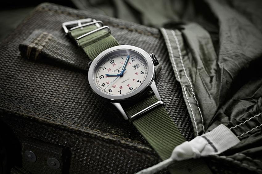 11 military watches for November 11th WP-Longines-Heritage-COSD-850x566
