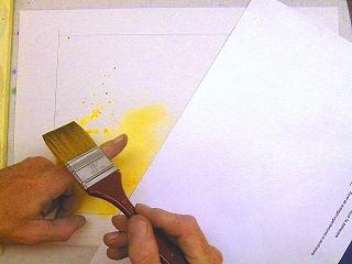 تعلم كيف تستعمل الالوان المائيه 320splatter1