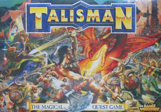 Les jeux de plateau relatifs aux LVDH Talisman3rdbox