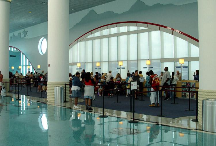 Disney cruise line embarquement immédiat A_PortCanaveral_10