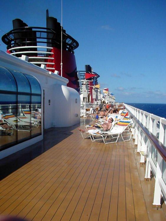 Disney cruise line embarquement immédiat S_Deck10_03