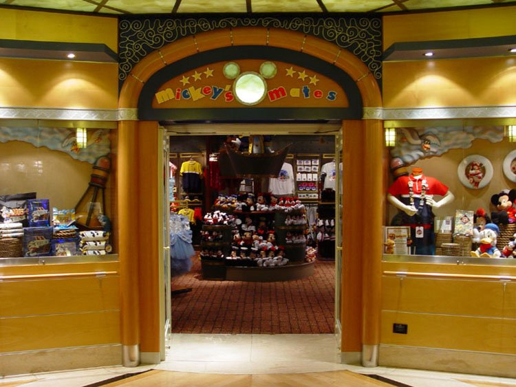 Disney cruise line embarquement immédiat Shopping_Mickeys-Mates_00