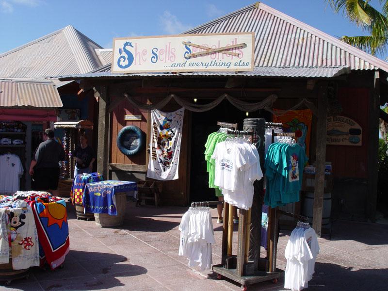 Disney cruise line embarquement immédiat Castaway_shesells_01