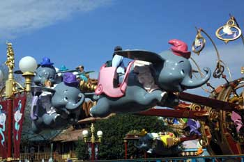 visite du Disney world magic Kingdom Fan_dum1