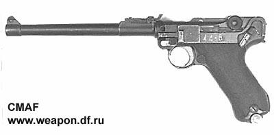"""Пистолет """"Парабеллум"""" Art2"""